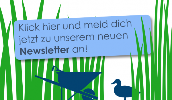 Newsletteraknuendigung